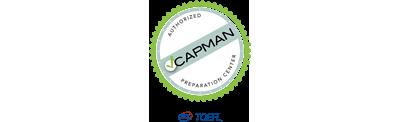 Authorized TOEFL preparation centre