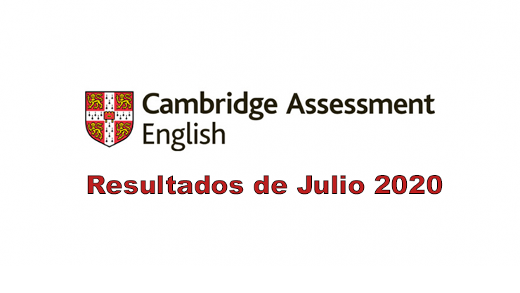 Cambridge exam results July 2020