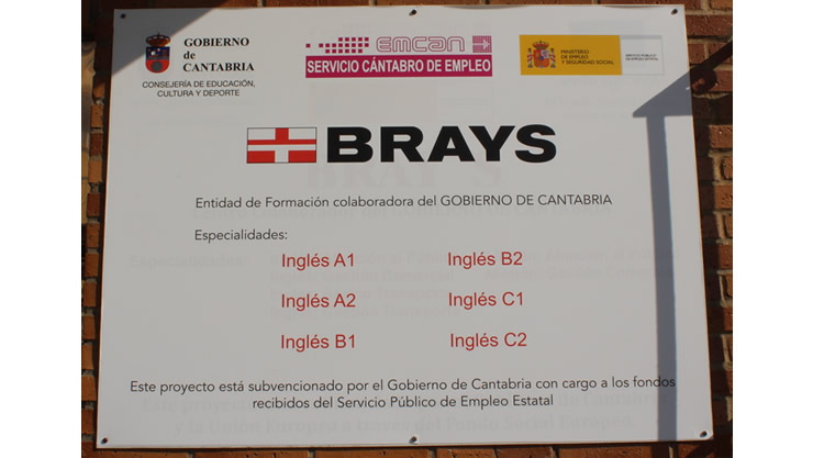 Centro colaborador del Gobierno de Cantabria desde 1997